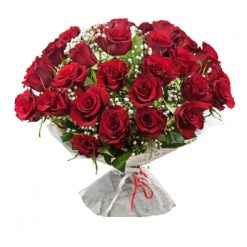 71 red roses